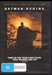 Thumbnail - BATMAN BEGINS