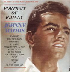 Johnny Mathis - Portrait Of Johnny EP