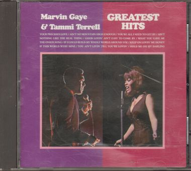 Marvin Gaye & Tammi Terrell - Greatest Hits LP