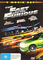 Thumbnail - FAST AND FURIOUS