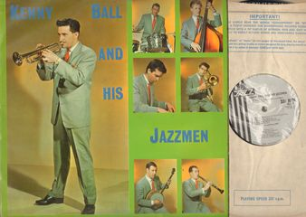 Kenny Ball & His Jazzmen - Kenny Ball And His Jazzmen