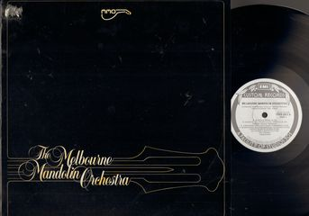 The Melbourne Mandolin Orchestea