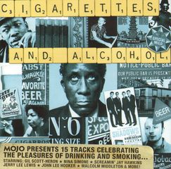Mojo Magazine CD - Mojo 166 - Cigarettes And Alcohol