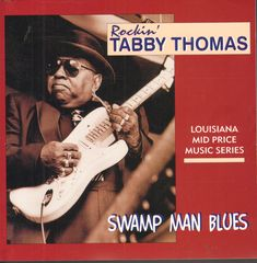 Swamp Man Blues