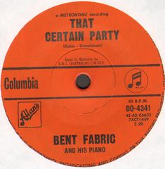 Thumbnail - FABRIC,Bent,& His Piano