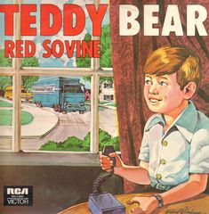 Red Sovine - Teddy Bear Single