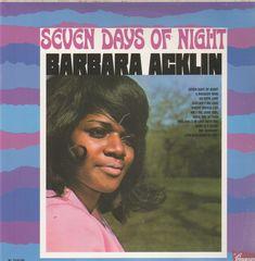 Barbara Acklin A Raggedy Ride