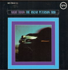 Oscar Peterson Trio - Night Train Record