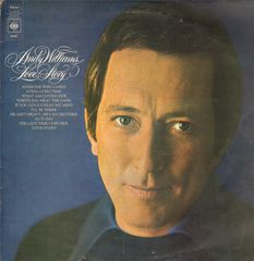 Andy Williams - Love Story Record