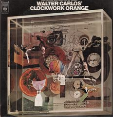 Walter Carlos' Clockwork Orange