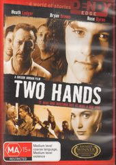 Thumbnail - TWO HANDS