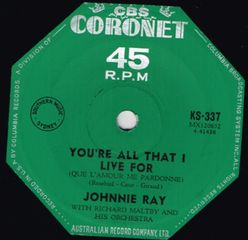 Thumbnail - RAY,Johnnie