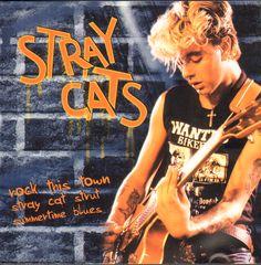 Stray Cats - Stray Cats