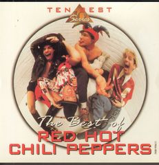 The Best Of Red Hot Chili Peppers By Red Hot Chili Peppers