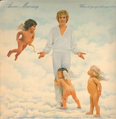 Anne Murray - Where Do You Go When You Dream Vinyl