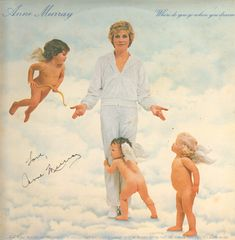 Anne Murray - Where Do You Go When You Dream (autographed)