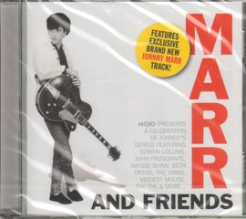 Mojo Magazine CD - Mojo 231 - Johnny Marr And Friends