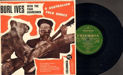 9 Australian Folk Songs
