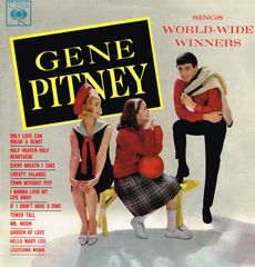 Gene Pitney - Sings World Wide Winners LP