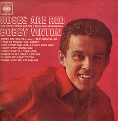 Bobby Vinton Roses Are Red You And I