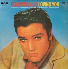 Elvis Presley - Loving You Single
