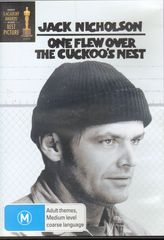 Thumbnail - ONE FLEW OVER THE CUCKOO'S NEST