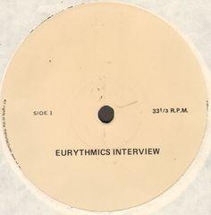 Eurythmics - Eurythmics Interview