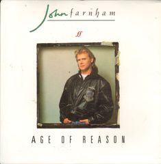 Age Of Reason/when The War Is Over - John Farnham
