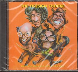 Firesign Theatre - Don't Crush That Dwarf Hand Me The Pliers