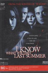 Thumbnail - I KNOW WHAT YOU DID LAST SUMMER