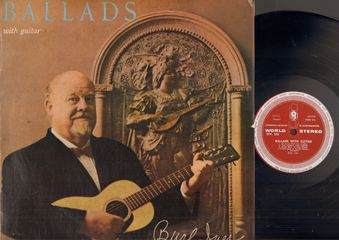 Ballads With Guitar - Burl Ives