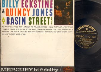 Thumbnail - ECKSTINE,Billy,& Quincy JONES