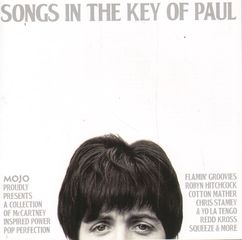 Mojo Magazine CD - Mojo 240 - Songs In The Key Of Paul:a Collection Of Mccartney Inspired Power Pop Perfection