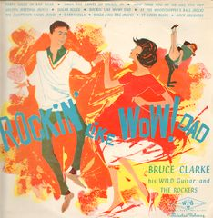 Thumbnail - CLARKE,Bruce,His Wild Guitar And The Rockers