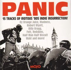 Mojo Magazine CD - Mojo 209 - Panic: 15 Tracks Of Riotous 80s Indie Insurrection