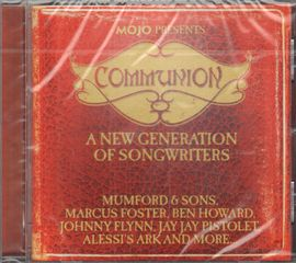 Mojo Magazine CD - Mojo 211 - Communion:a New Generation Of Songwriters