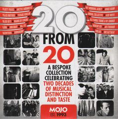 Mojo Magazine CD - Mojo 241 - 20 From 20