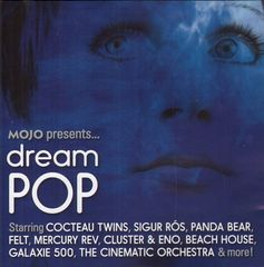 Mojo Magazine CD - Mojo 197 - Dream Pop