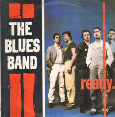 Blues Band - Ready Vinyl