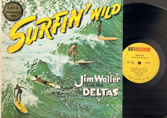 Thumbnail - WALLER,Jim,And The Deltas