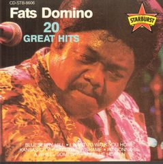 Fats Domino - 20 Great Hits