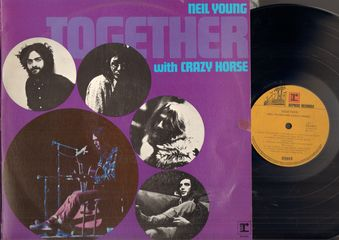 Thumbnail - YOUNG,Neil,With CRAZY HORSE