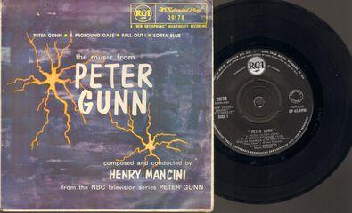 Henry Mancini - Peter Gunn Album