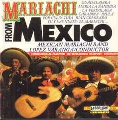 Thumbnail - MEXICAN MARIACHI BAND