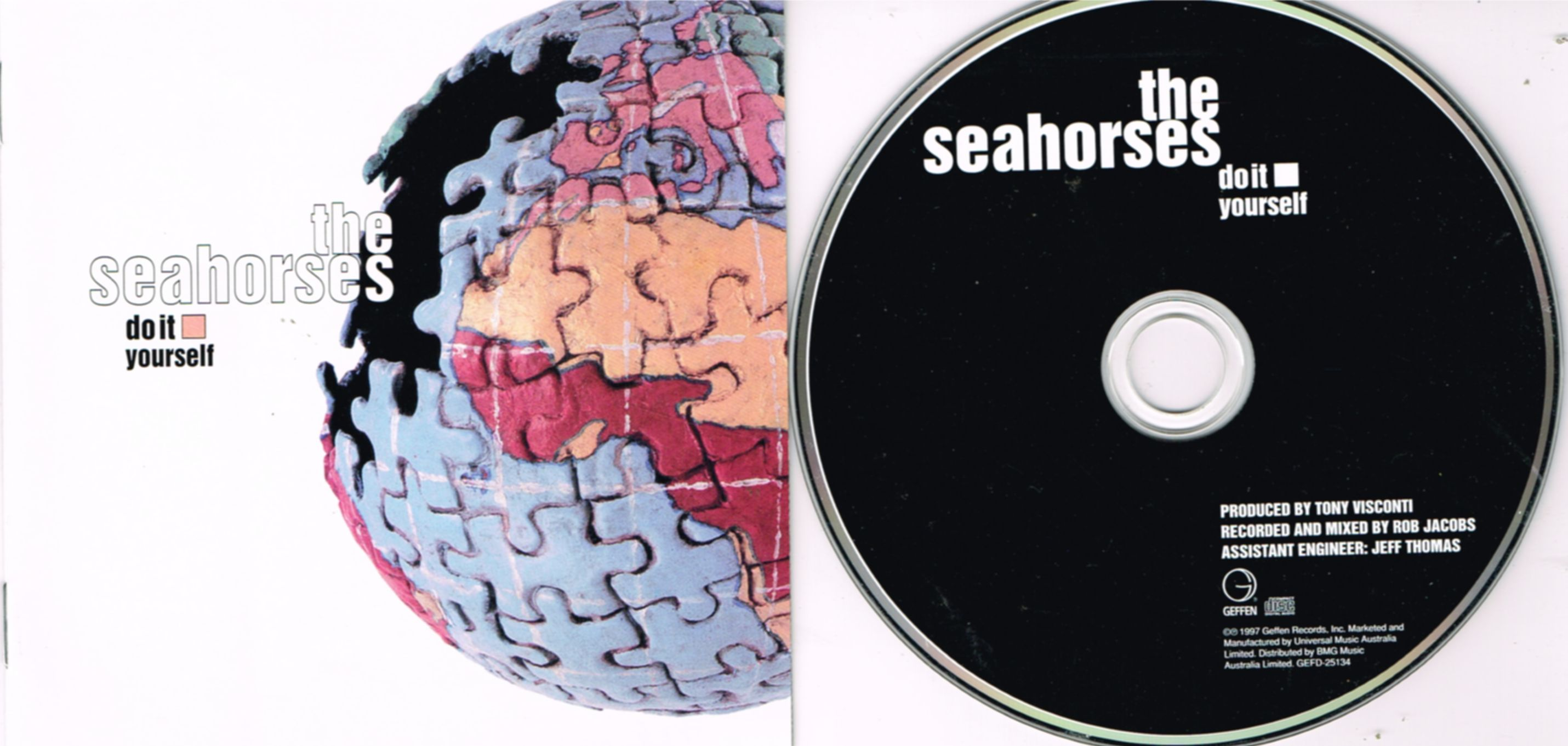 Seahorses do it yourself records lps vinyl and cds musicstack seahorses do it yourself cd solutioingenieria Image collections