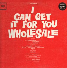 Thumbnail - I CAN GET IT FOR YOU WHOLESALE