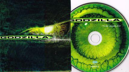 Godzilla - Godzilla-the Album