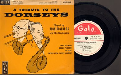 Thumbnail - RICHARDS,Dick,And His Orchestra