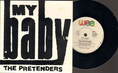 Pretenders - My Baby/room Full Of Mirrors