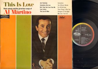 This Is Love - Al Martino